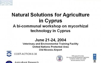 Natural Solutions for Agriculture in Cyprus