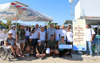 Fighting Plastic Pollution in Cyprus: The Responsible Beach Bars Initiative