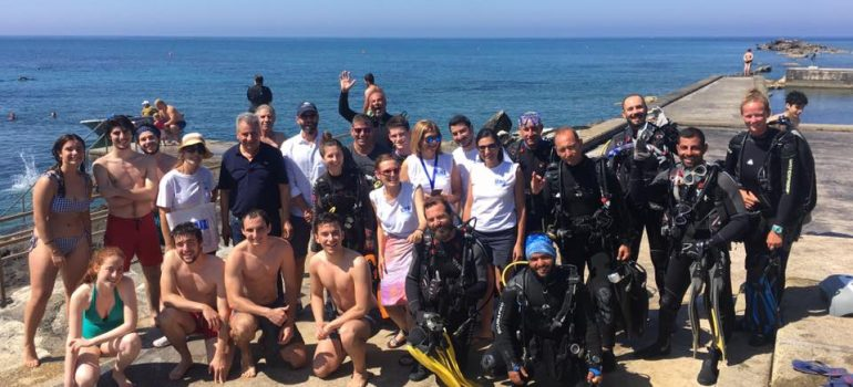 Launch Event_BeMed: The Cyprus Responsible Coastal Businesses Network against Single-Use Plastics (08062019)