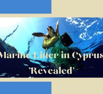 WEBINAR: Marine Litter in Cyprus 'Revealed'