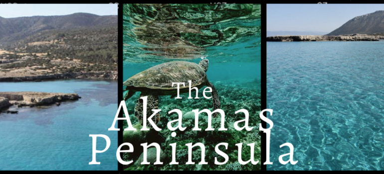 Get to know and love Akamas Peninsula!