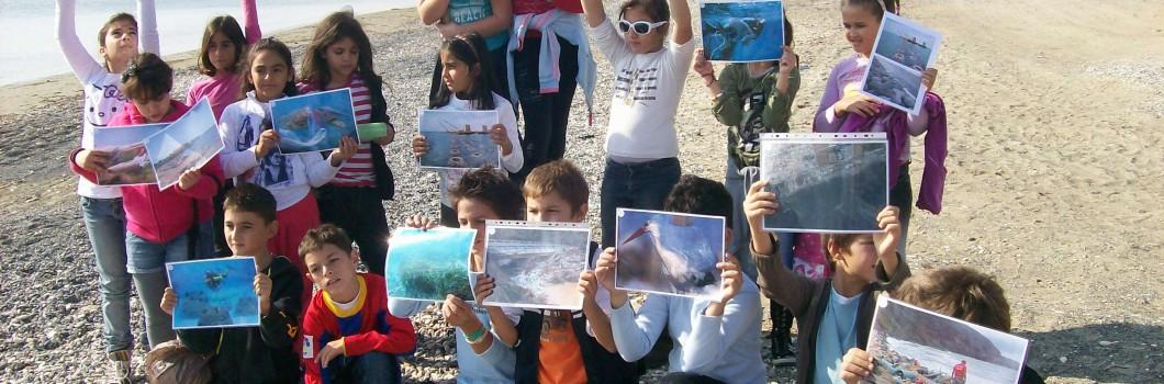 Education field visit to Larnaca with Oroklini Elementary School