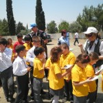 Water Saving activities in Pyla, 7 May 2012