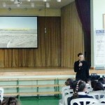 Coastal Zone: presentations at schools/ dissemination activities of LitusGo