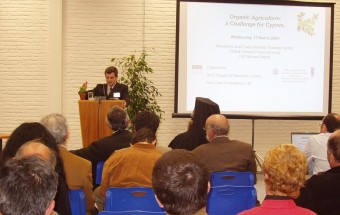 Promoting Organic Agriculture in Cyprus