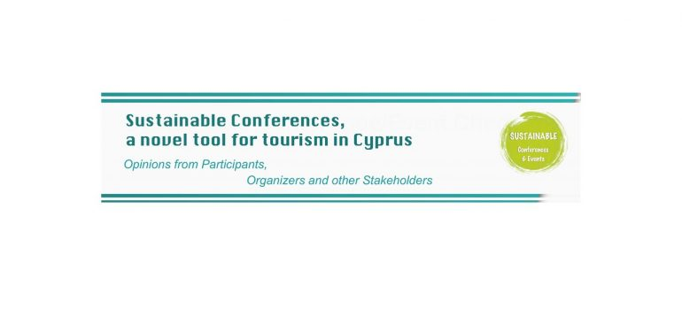 Sustainable conferences, a novel tool for tourism